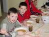 2008-02 Posiłek na Świetlicy w Chęcinach